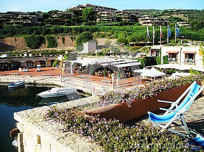 Paesaggio Portisco, Sardegna