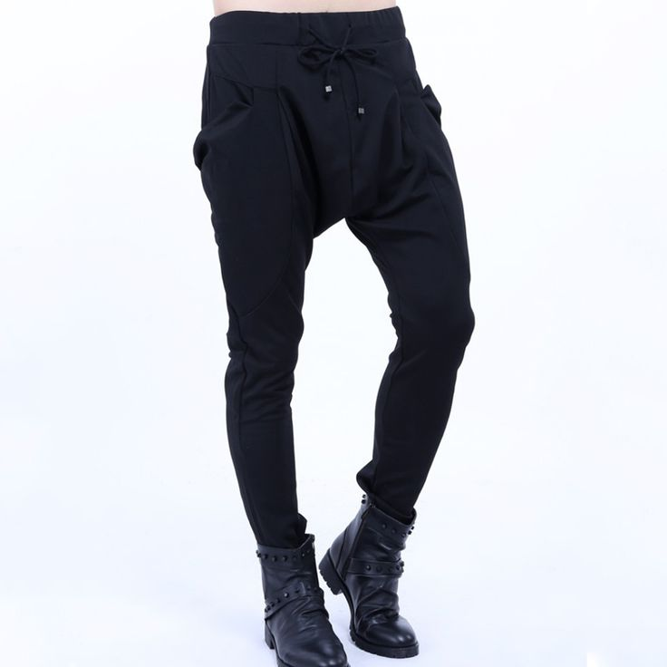 Amazing Best 25+ Drop Crotch Joggers Ideas On Pinterest | Gym Pants Mens Man Style Summer And Menu0026#39;s ...