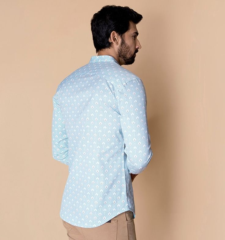Buy Trench 54 luxury shirts for men online at Andamen at the best price. Andamen is the leading online portal for premium branded shirts for men in India. Free shipping and 60 days free returns