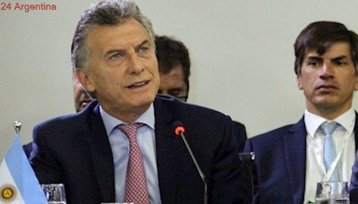 """Macri destacó los """"esfuerzos por profundizar"""" y """"concretar proyectos de integración"""""""