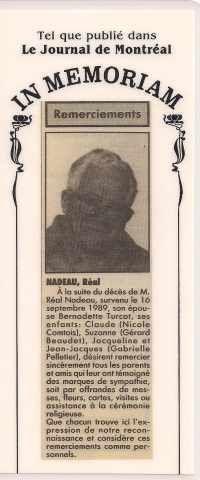 Réal Nadeau