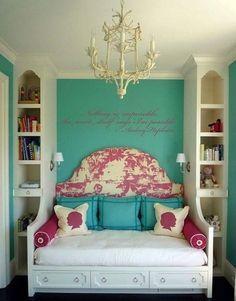 Бирюзовый цвет в интерьере. 50 идей - Сундук идей для вашего дома - интерьеры…