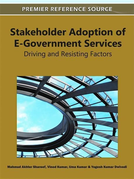 I'm selling Stakeholder Adoption of E-Government Services: Driving and Resisting Factors - $50.00 #onselz