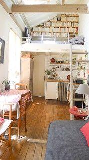 BYP-391 - Location studio meublé 20 m², Impasse Saint Sebastien, Paris 11 ème - BookYourParis.com
