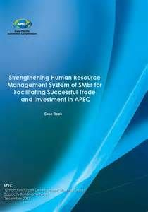 Strengthening Human Resource Management System of SMEs for ...