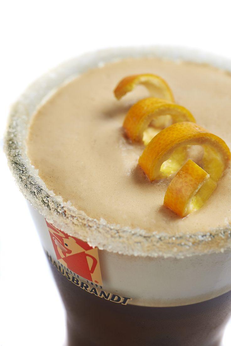 Espresso Freddo Hausbrandt all'Arancia -  Orange cold Espresso