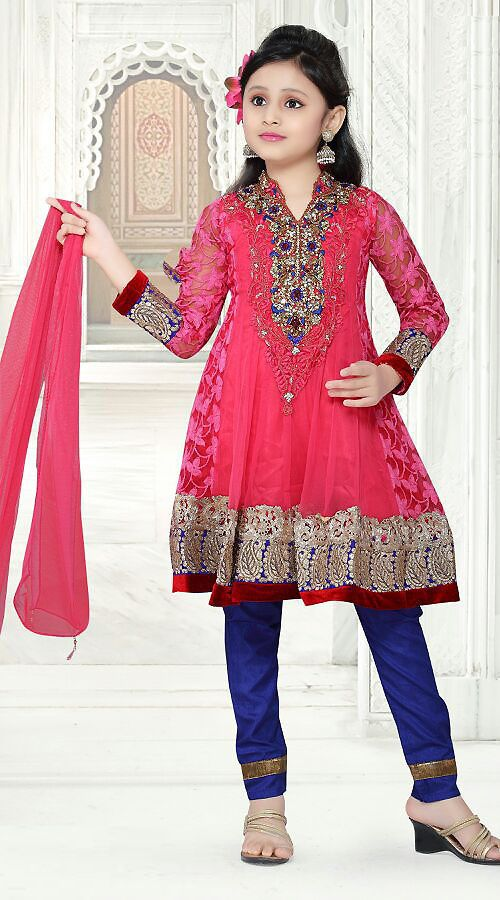 Salwar suits for kids