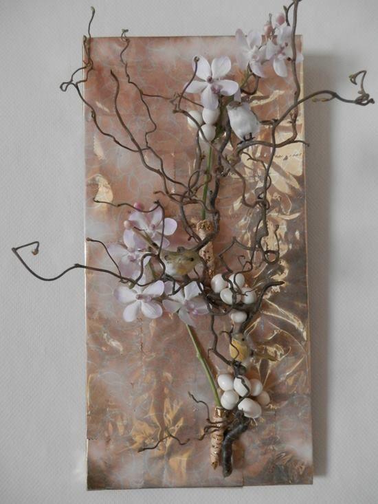 paas schilderijtje of wel voorjaars schilderijtje om zelf te maken.