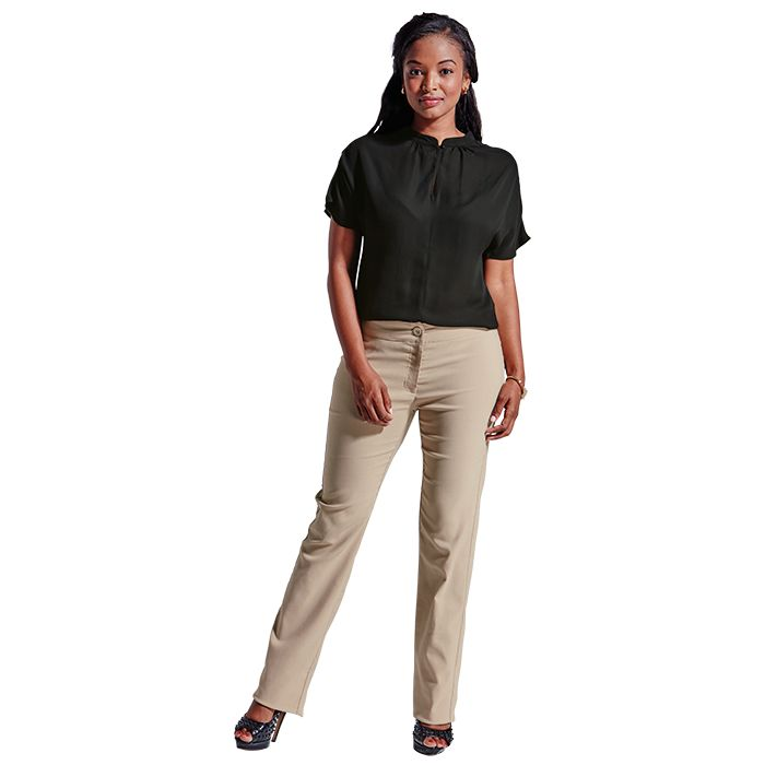 Ladies Statement Stretch Pants | Corporate Wear | Barron