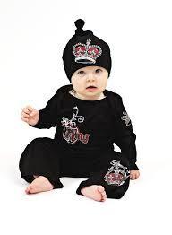 Výsledek obrázku pro rock baby t-shirt