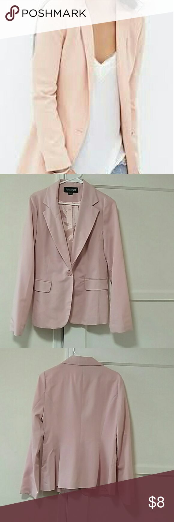 Forever 21 Nice women suit jacket good condition Forever 21 Jackets & Coats