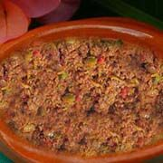 Picadillo -- Cuban-style Hash By Three Guys From Miami