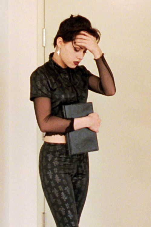 I always wanted these pants....Fairuza Balk in The Craft