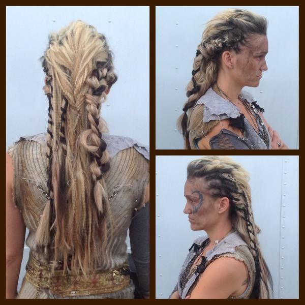 65 best the 100 hair images on Pinterest | Hair makeup, Clexa and ...