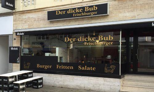 Der Dicke Bub Frischburger