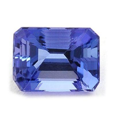 0.78 TCW Carat #Emerald #cut #Tanzanite, Price: $140.