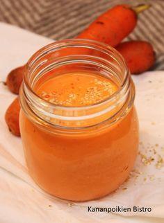 Porkkanasmoothie