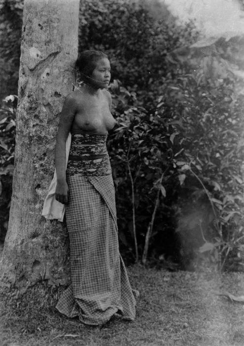 Indonesia, Bali 1910