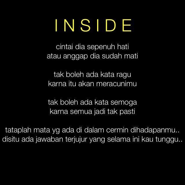 puisi Inside