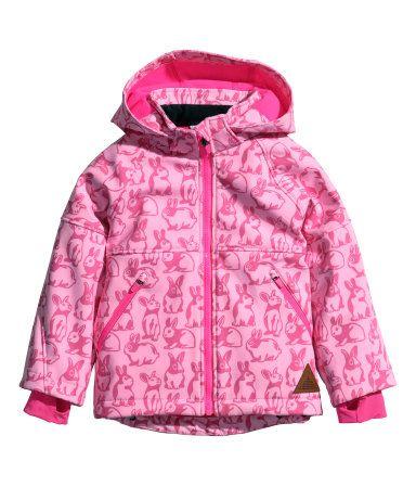 H&M Softshell Jacket $34.95