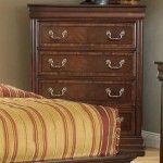 Acme Furniture - Hennessy Brown Cherry 4 Drawers Chest - 19456   SPECIAL PRICE: $629.58