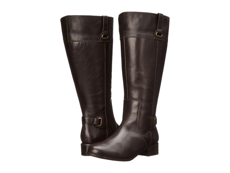 The Fitzwell Magical boot is available in brown and black for a unique  upscale look that · Wide Calf ...