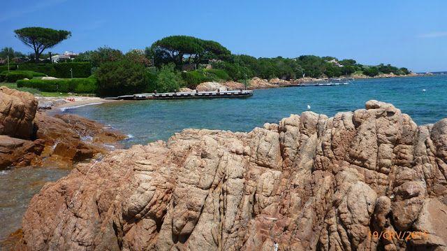 Camper dodávkou po svete: Sardínia Spiaggia Capriccioli