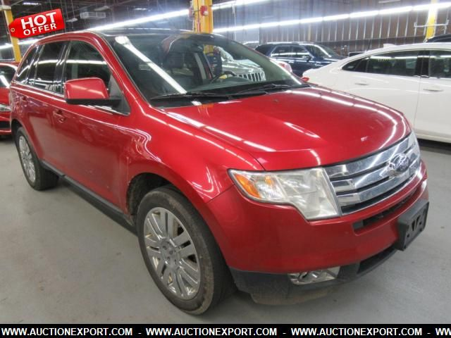 Ford Edge Limited Suv  Auctionexport Dealers Usedcar