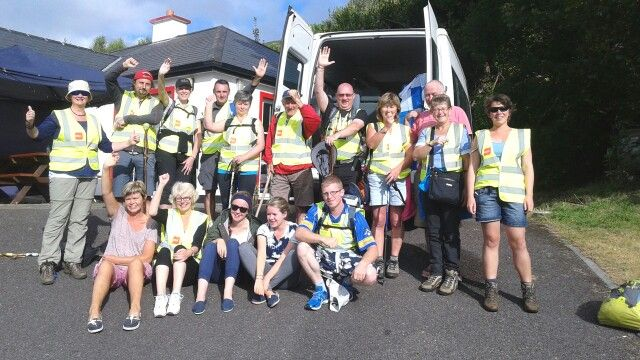Walk from #Allihies in #Cork to #Bunmahon #Waterford 2014, Farrell's #Youghal: http://t.co/uPGyLm5IwL
