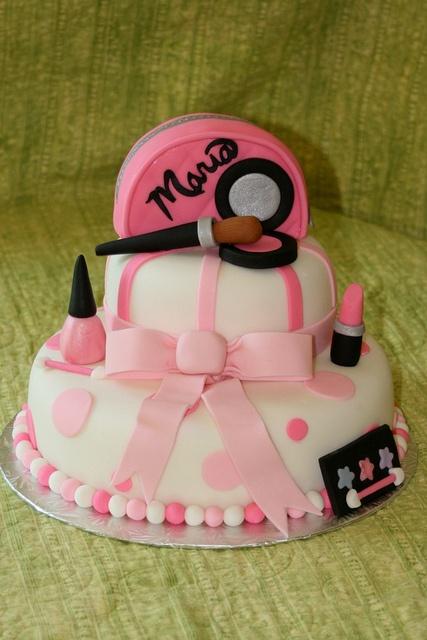 Spa Party Cake by drj68, via Flickr
