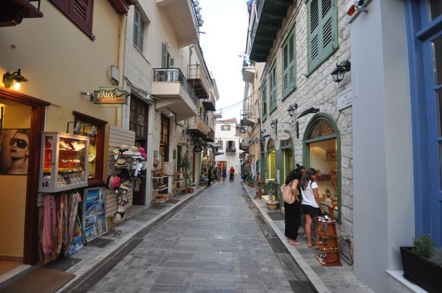 "nauplie rue Staikopoulo Nafplio, Greece. Chris Austin of the luxury cruise company Seabourn says Nafplio is where the locals spend their time. ""It's a different world,"" he says, in comparison to the bustling bars and beaches where tourists usually frequent"