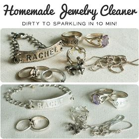 homemade jewelry cleaner the nonpareil home jewelry cleaner products i 31090