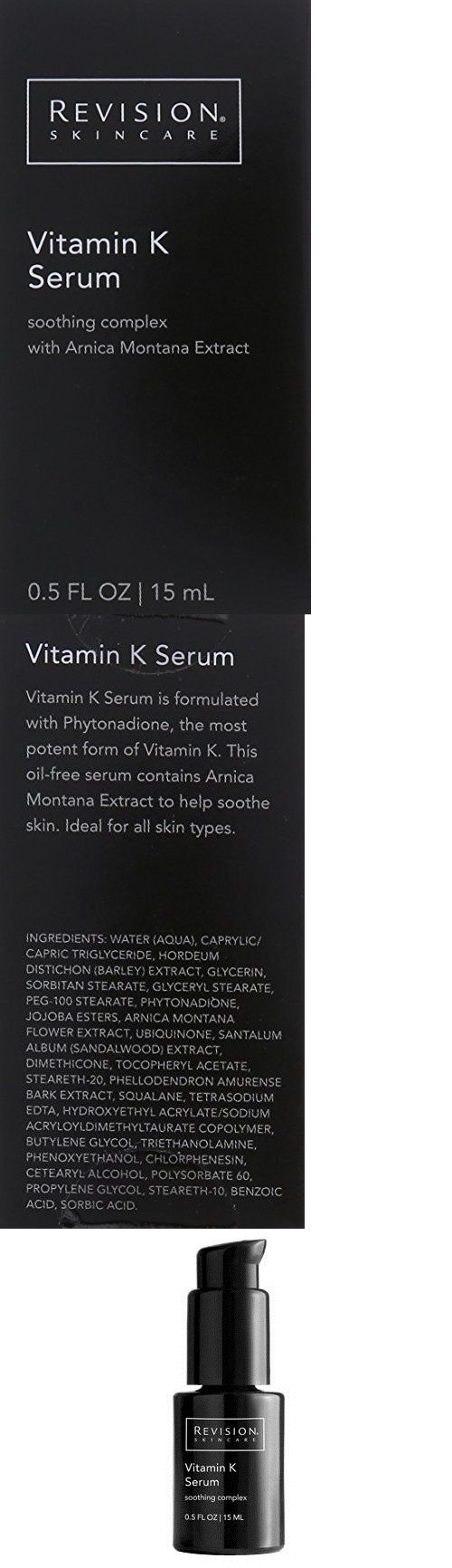 Anti-Aging Products: Revision Skincare Vitamin K Serum - 0.5 Oz 15 Ml (New In Box) -> BUY IT NOW ONLY: $32.19 on eBay!