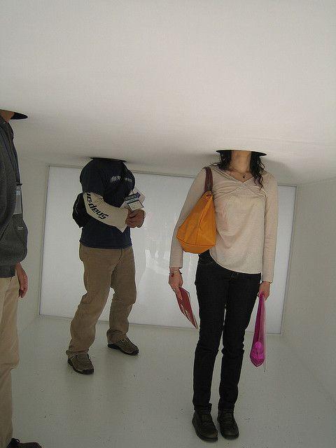 tokyo designers week - installation @Danijel Meshtrovich Kurinčič exhibition