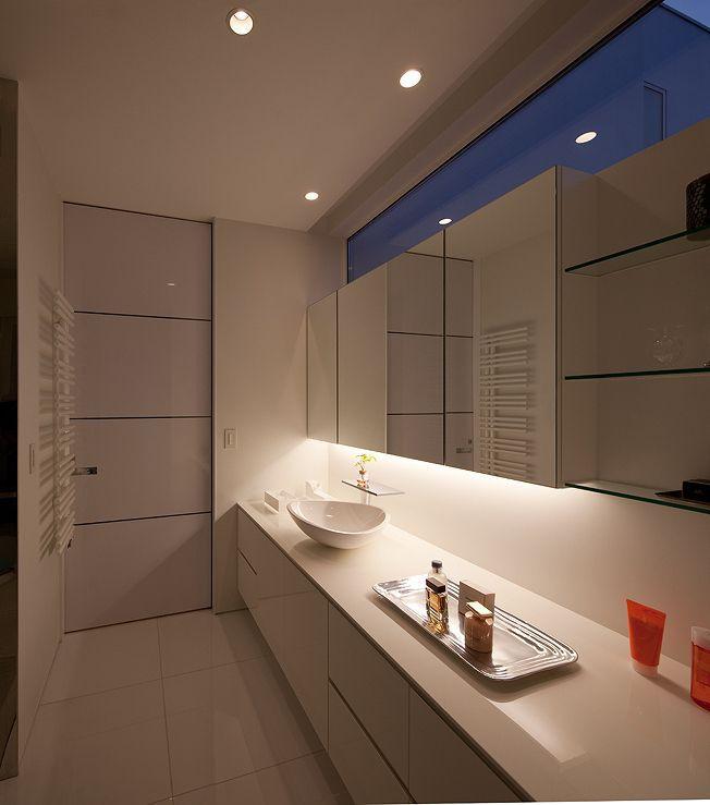洗面室|施工例|マキハウス: 福岡の注文住宅・戸建分譲・リノベーション