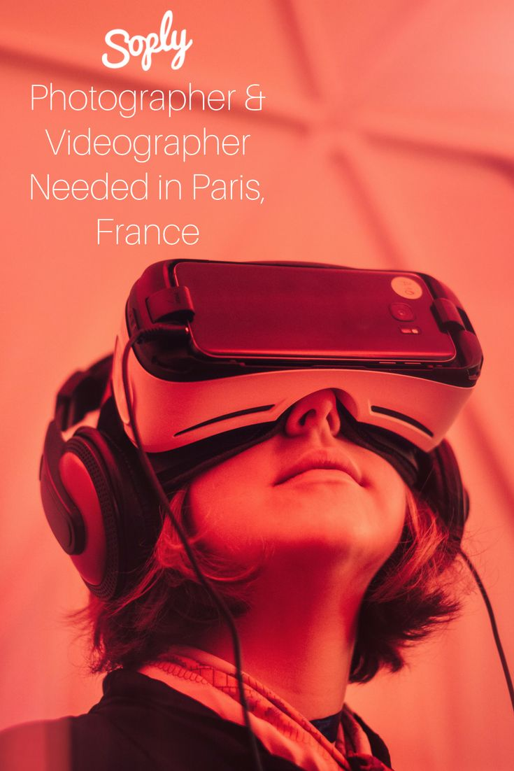 #Photographer & #videographer needed for a #virtual reality #tour #project in #Paris #France. See the #vrjob and apply by clicking the pin!