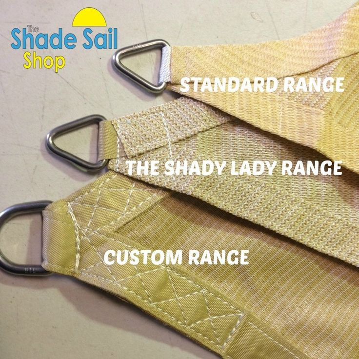 DIY Shade Sails - Easy to Install - Free Delivery - Great prices
