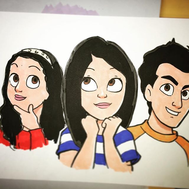 Los polinesios al estilo Disney #platicapolinesia #lospolinesios #rafapolinesio #disney #characterdesign #drawing #drawings @platicapolinesi @ppteamrafa @ppteamkaren @ppteamlesslie