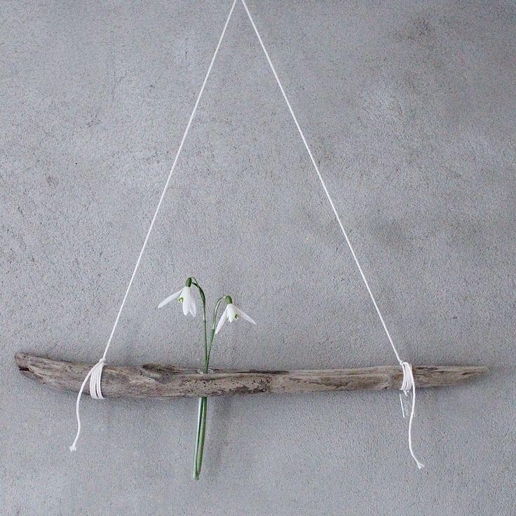 Drift Vase #driftwood #spring #interior #interiordetails #enkelhet #vår #simplicity