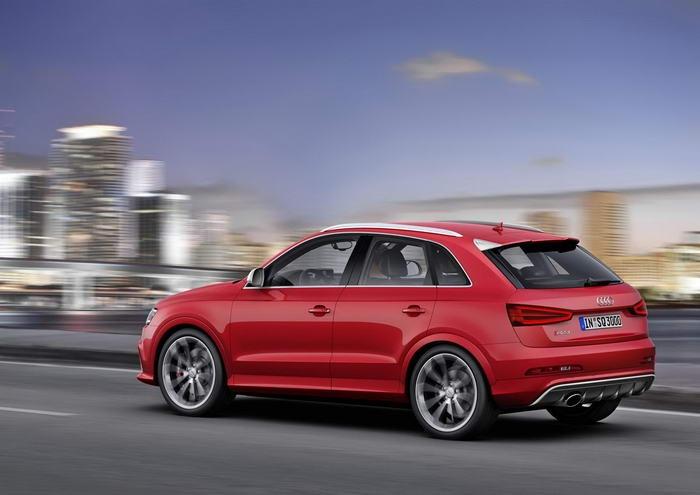 Audi RS Q3 specs