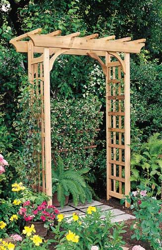 Grape Arbor Designs Pictures Woodworking Projects Amp Plans