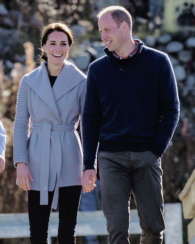 THE CAMBRIDGES' SCHEDULE - DAY 6: . Thursday, September 29 – Victoria, British Columbia . -Children's Party.  Government House hosts a tea party with children from the Victoria area and their families. Among those attending the event are children and families from the Military Family Resource Centre, an independent non-profit organization that provides programs and services to military members and their families. . The Duke and Duchess of Cambridge meet with families, including those…