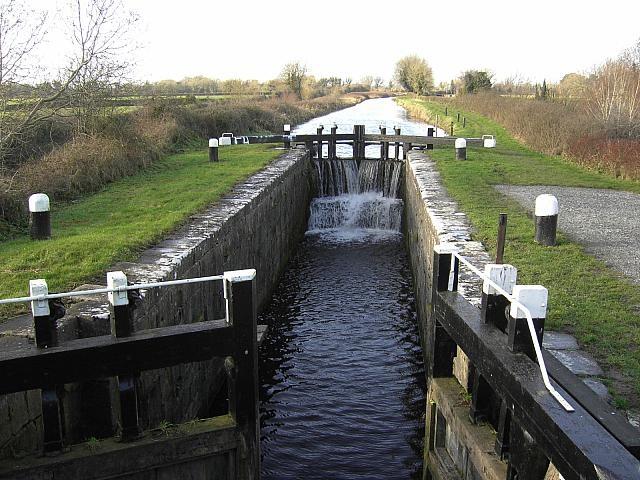Royal Canal Lock