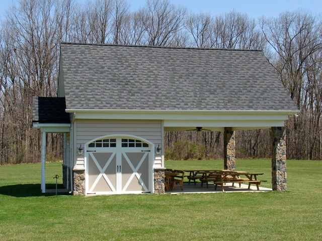 17 best ideas about pool house shed on pinterest shed for Pool house garage
