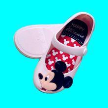 Mini sandálias Melissa geléia para o bebê meninas sapatos infantis verão bonito dos desenhos animados Minnie sapatos de praia 2015 Infantil Sandalia(China (Mainland))