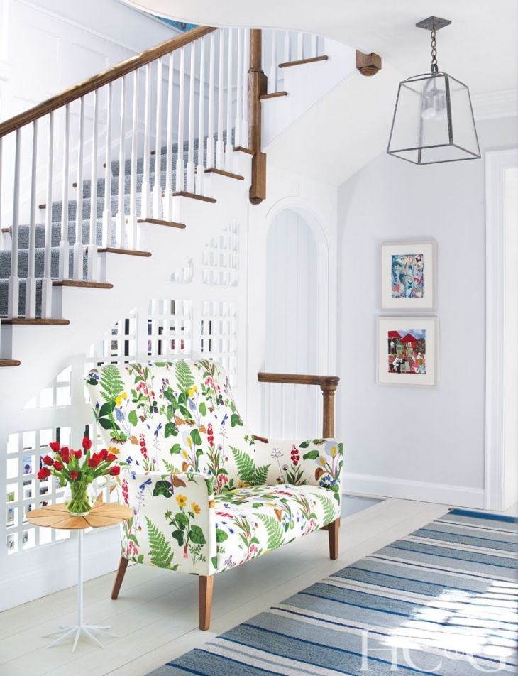 Tour a Historic Hamptons Estate Restored with Modern Polish - Hamptons Cottages & Gardens - July 15 2016 - Hamptons