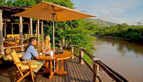 Honeymoon, Kenya