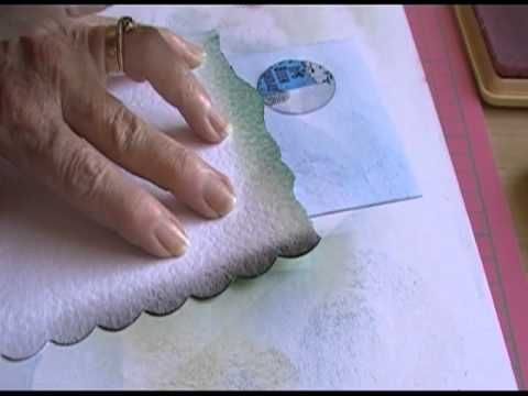 ▶ Playtime with Ink Dusting - YouTube