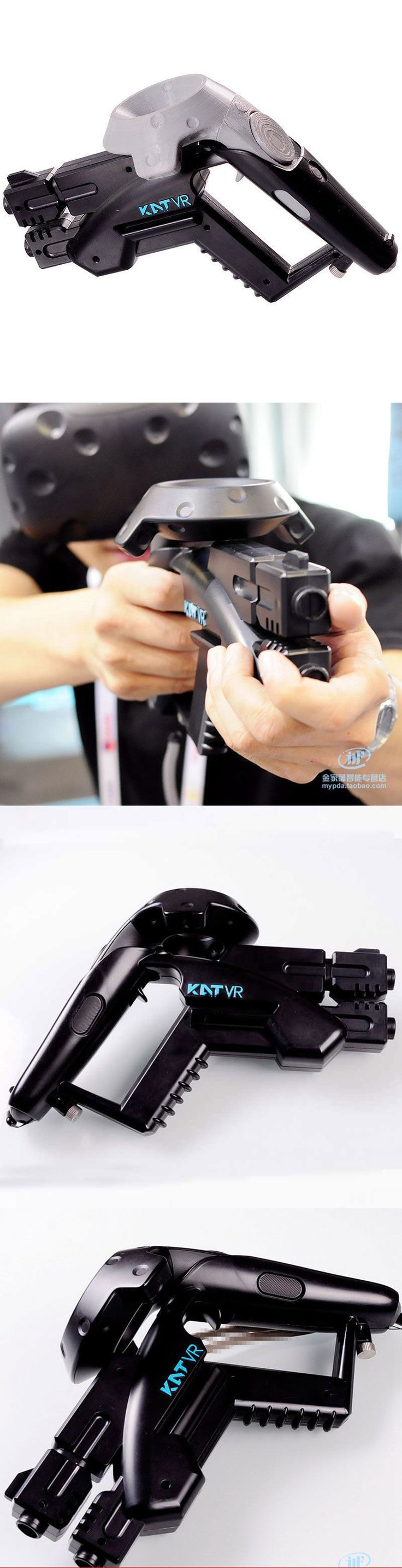 Other Virtual Reality Accs: Small Pistol Gun Vr Handgun Shooting Game For Htc Vive Glasses Vr Shop -> BUY IT NOW ONLY: $42.99 on eBay!