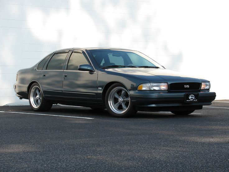 '96 Impala SS mrimpalasautoparts.com